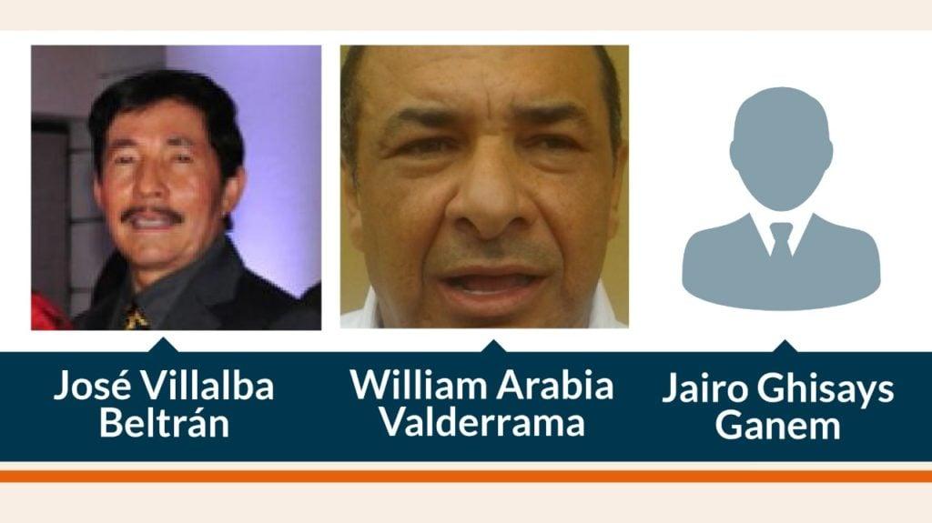 Empresarios del alumbrado público de Cartagena