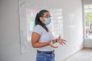 Eliana Salas, directora de Cartagena Cómo Vamos